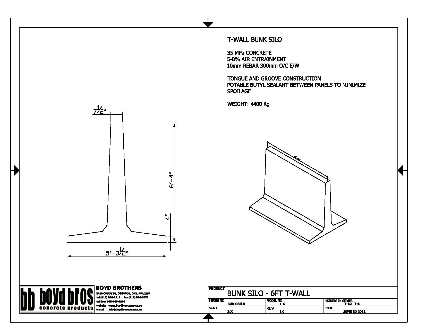 Silos Bunkers Amp Fenceline Feeders Boyd Bros Concreteboyd