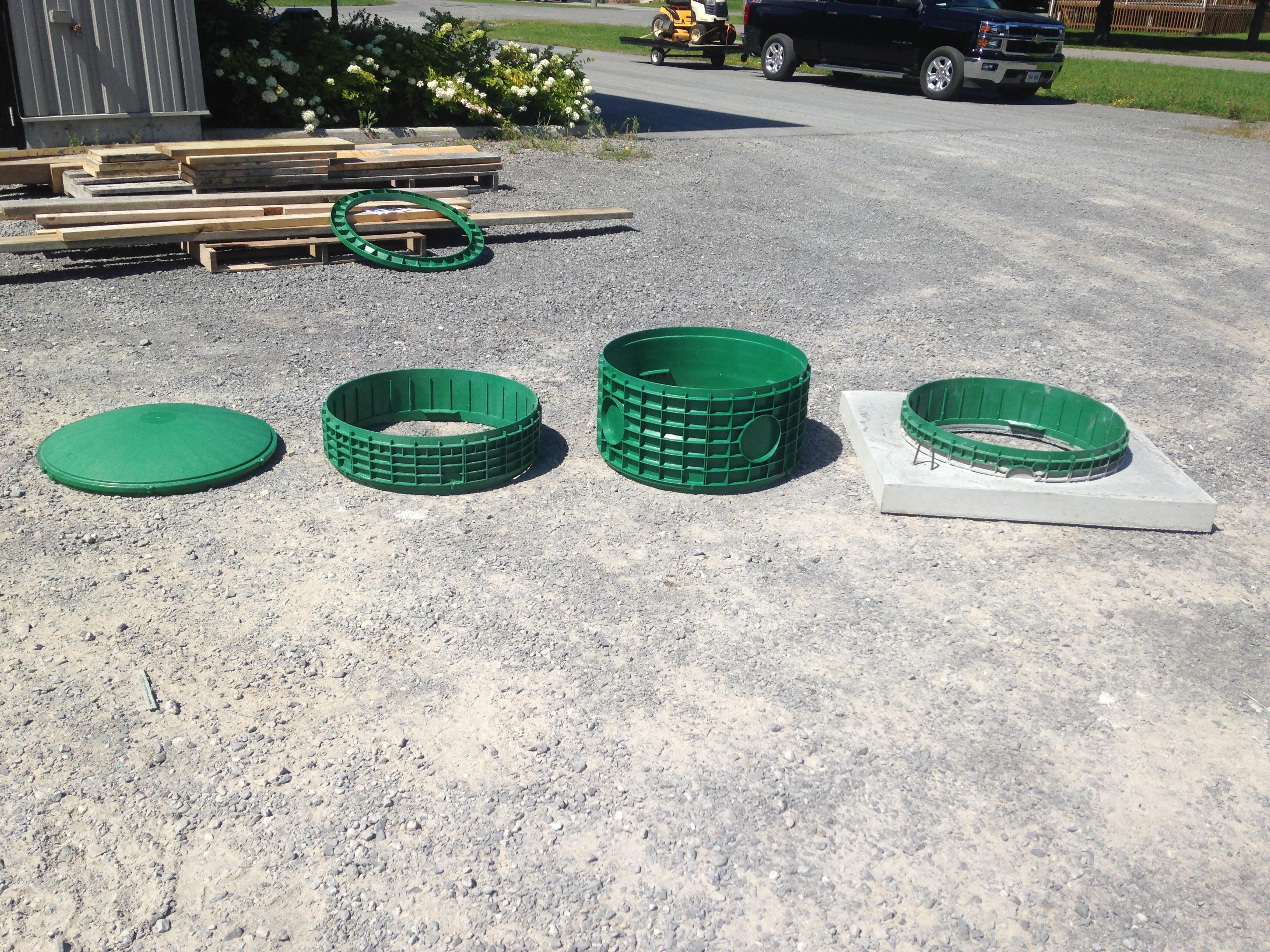 Septic Tank Lids & Accessories- Boyd Bros Concrete