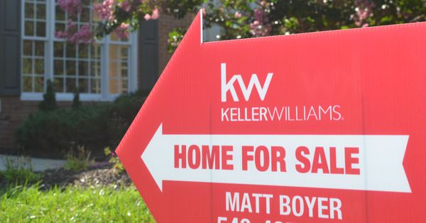 Boyer RE For Sale sign