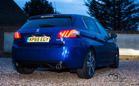 Peugeot 308 GT 1.6 THP 205 review