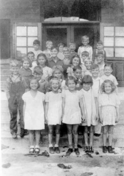 1939 - First Grade at Boynton Elementary