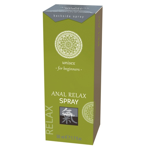 anal relax