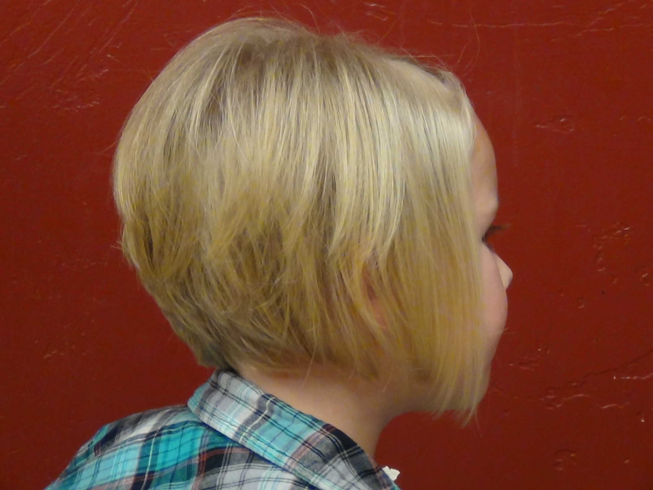 A Line Bob Haircut For Little Girl Hairstyles