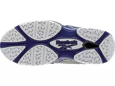 Reebok Men's Grey Kamikaze I PE Isaiah Thomas Basketball Shoes 3