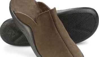 The Gentlemen's Walk On Air Indoor Outdoor Slippers