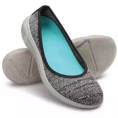 The Lady's Knee Pain Relieving Slip On Flats