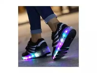 Roller Skate Shoes With Wheel 1