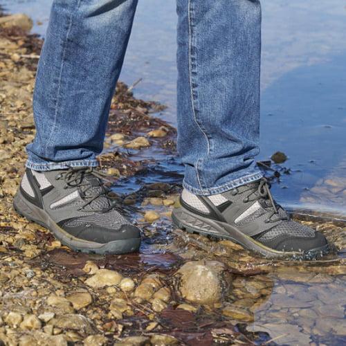 Lady's Waterproof Walking Shoes1