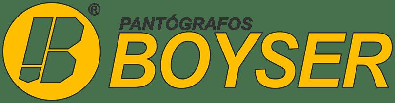 Logotipo Pantógrafos BOYSER