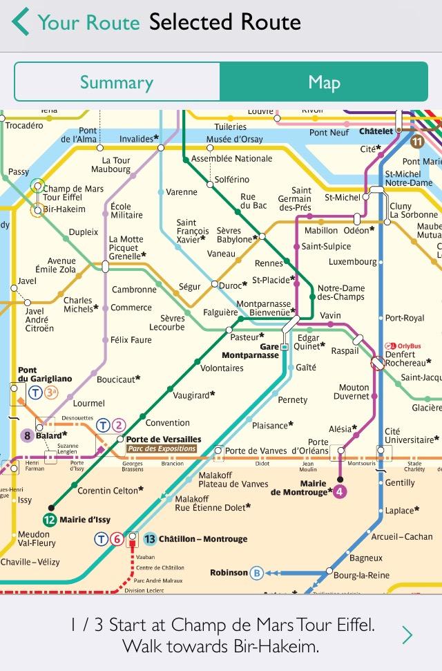 Paris Metro Map App.Getting Around On The Paris Metro Underground Stations Boy Versus