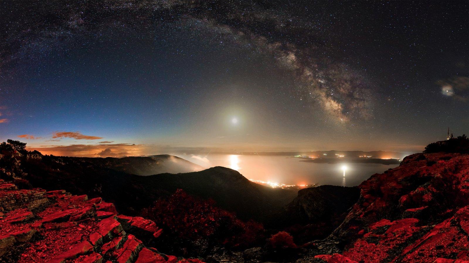 vidova-gora-otok-brač-mliječna-staza-panorama