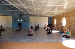 Dance-Stretch-Meditate