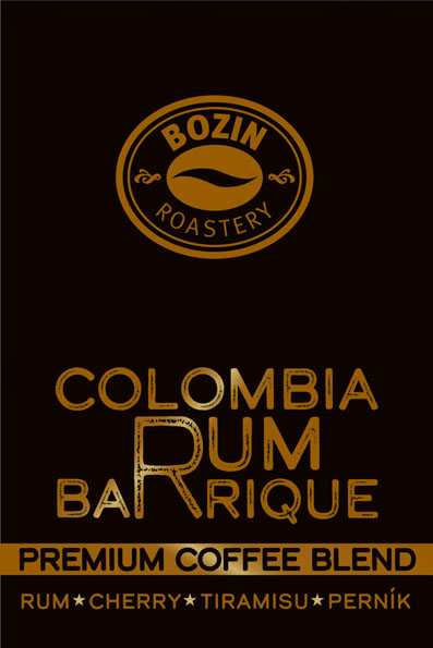 colombia rum barrique