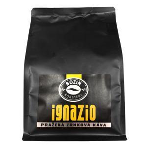 Ignazio - prazena zrnkova kava