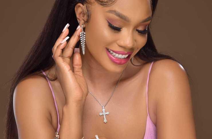 The Embodiment of Elegance, Sharon Ooja Stuns in BOZ Diamonds