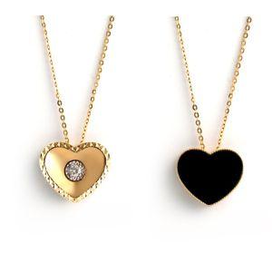 Dual Natural diamond agate heart