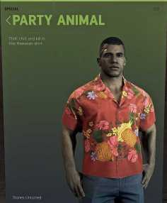 Bildresultat för mafia 3 hawaiian shirt
