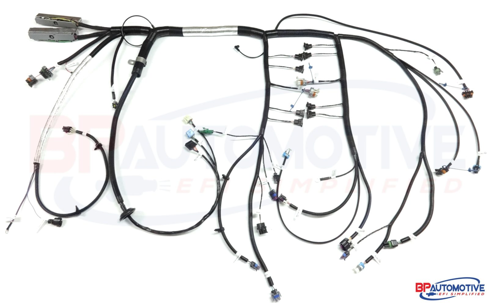 Lt1 F Body Plug And Play 24x Conversion Harness With 4l60e
