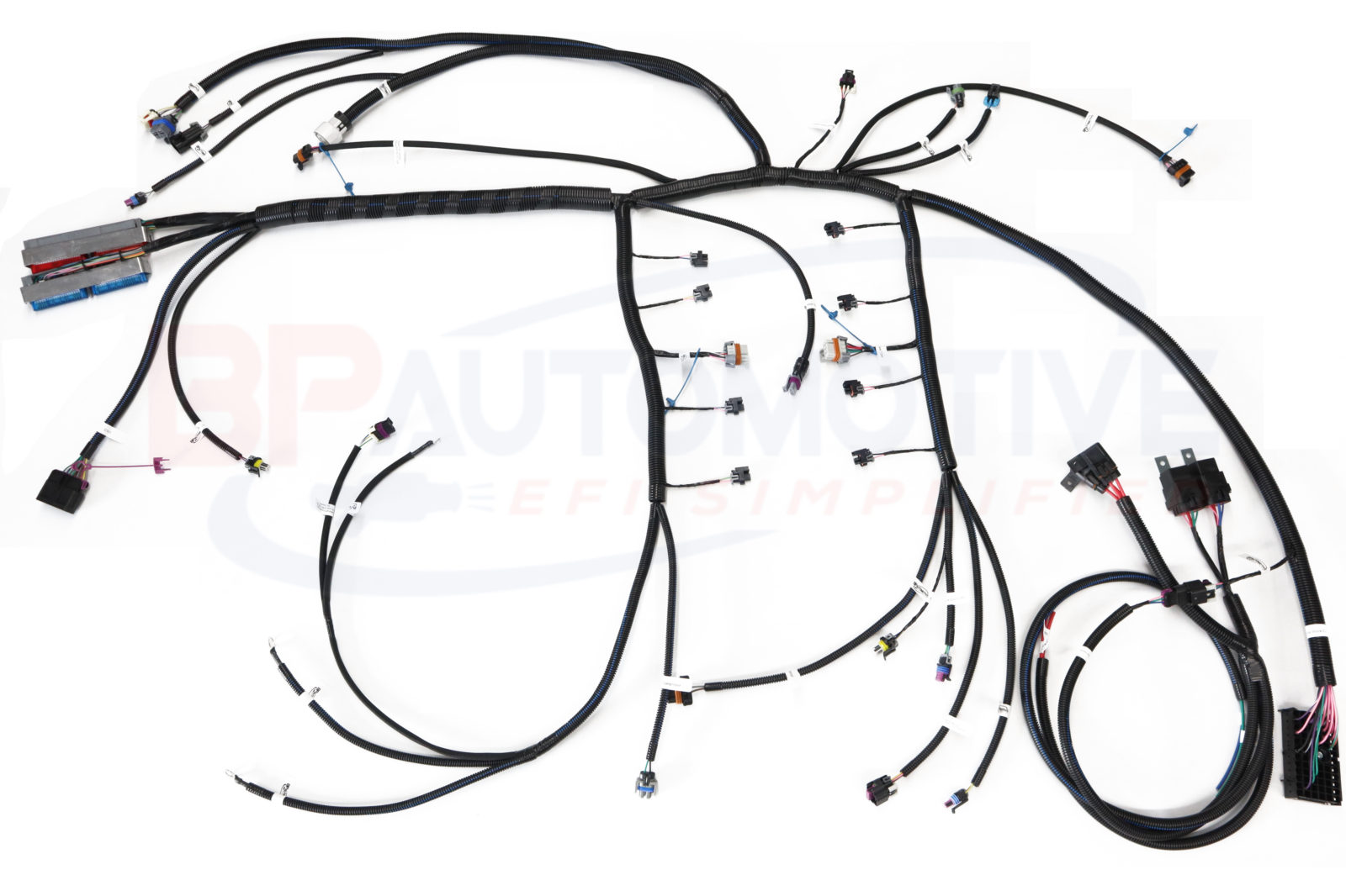 Plug And Play S10 Swap Harness