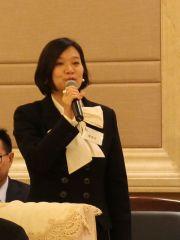 經民聯立法會議員梁美芬認為,中國成功的企業家到香港與年青人分享其奮鬥拼搏經驗,能夠為香港的年青人帶來新思維。