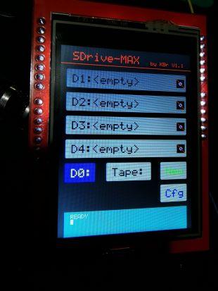 Atari SDrive-Max