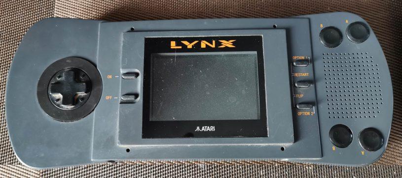 Atari Lynx 1
