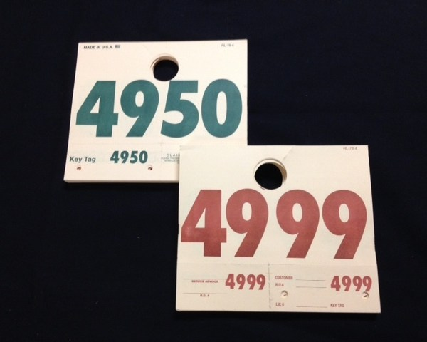 Service Control Tags