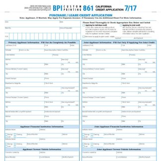 Nevada Simple Interest Contract - BPI Dealer Supplies