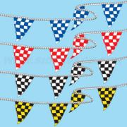 Checkered Streamers
