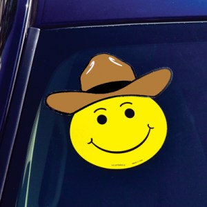 Cowboy Stickers