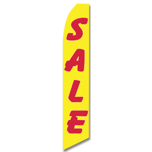 Swooper Flag Red /& Yellow Sale