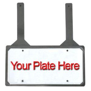 Dealer Plate Holders