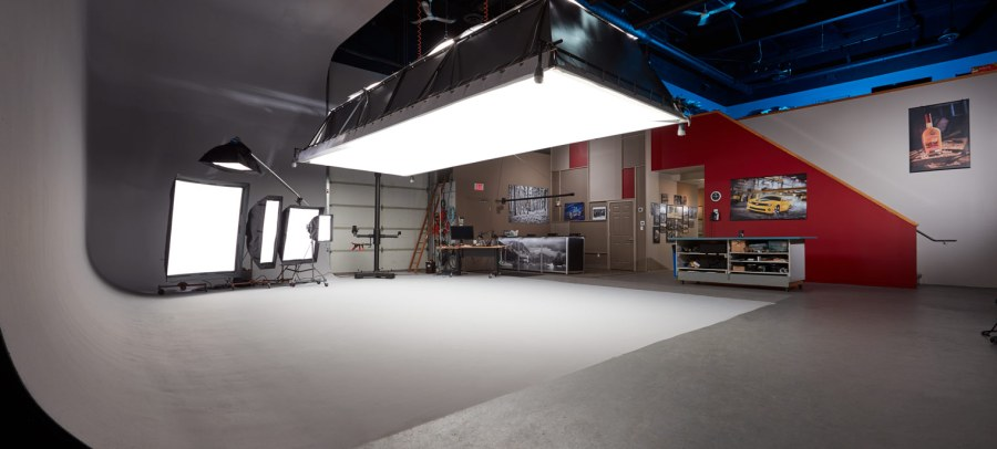 Largest Photography Studio in Southern Ontario   BP imaging Photography studio interior facility drive in