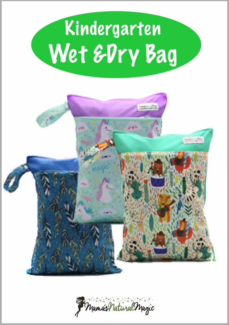 Kinder Wet & Dry Bags