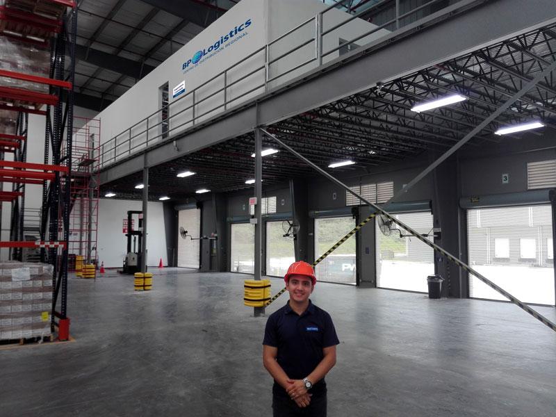 Instalacion de BP Logistics