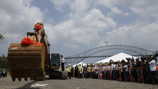 Inicia construcción del 4to puente sobre el Canal de Panamá
