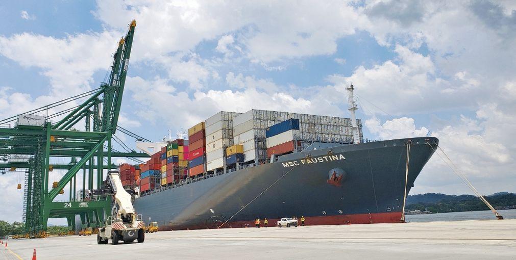 Neopanamax ayudan a crecimiento portuario