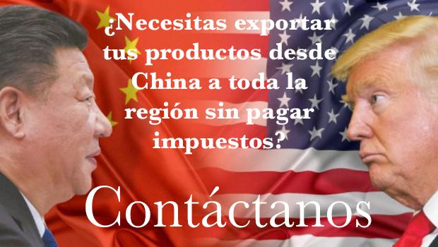 Trump impondrá aranceles del 10% a todas las importaciones chinas restantes a partir del 1 de septiembre