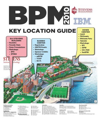 Conference Location Guide