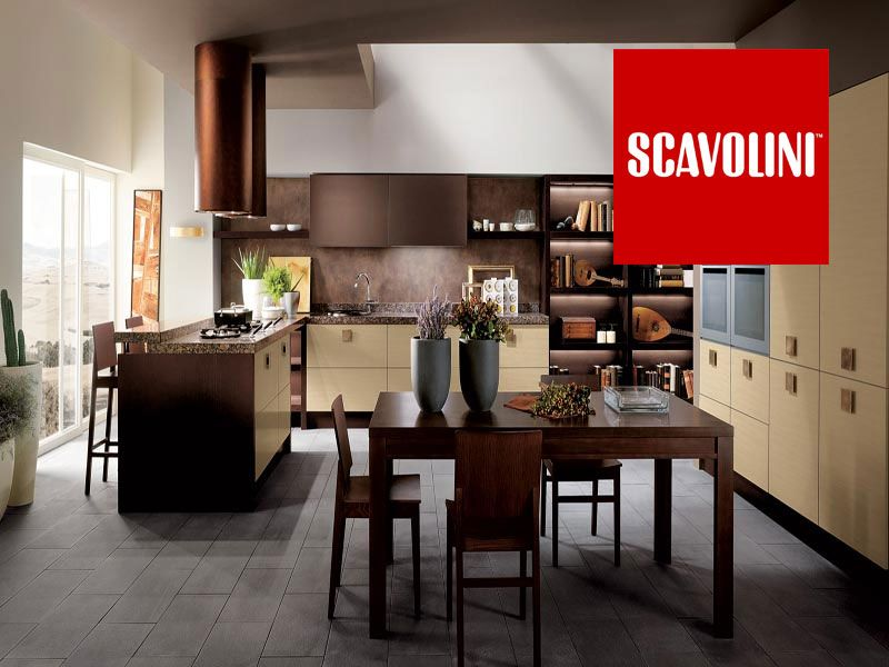 Kitchens by Scavolini Stylish Scavolini Kitchens