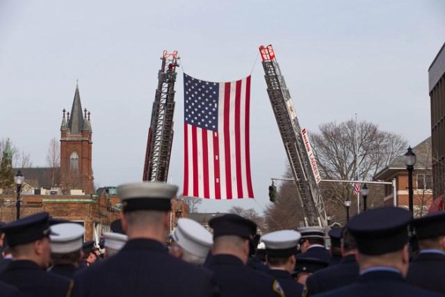 Firefighters' Farewell