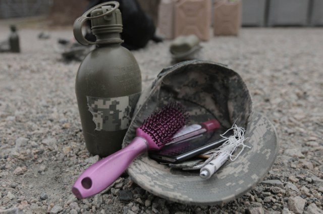 What I Carry - Cadet Mugoha