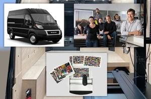 DSI - Image Preservation Van