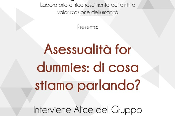 Asessualità for dummies