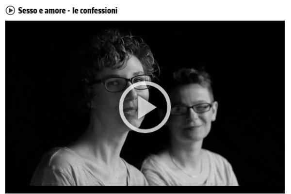 Sesso e Amore: le confessioni - Video di Cristiana Capotondi