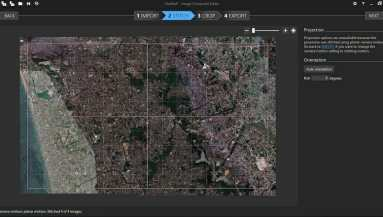 How to capture, print a large Google map - larger than the