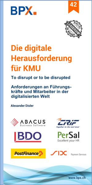 42 Cover Die digitale Herausforderung für KMU