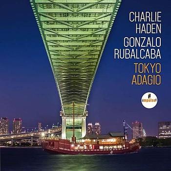 "CD-Cover: Charlie Haden/Gonzalo Rubalcaba - ""Tokyo Adagio"" | Bild: impulse"