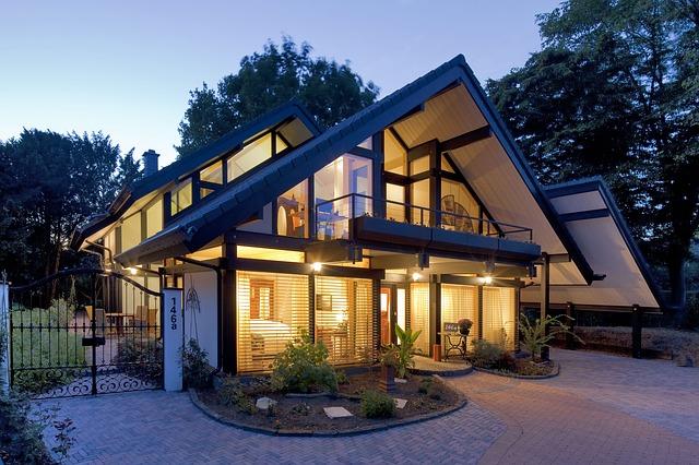 Maison connectee, domotique pour la gestion de la maison