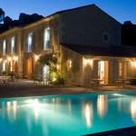 Benvengudo : Hôtel de charme dans les Alpilles